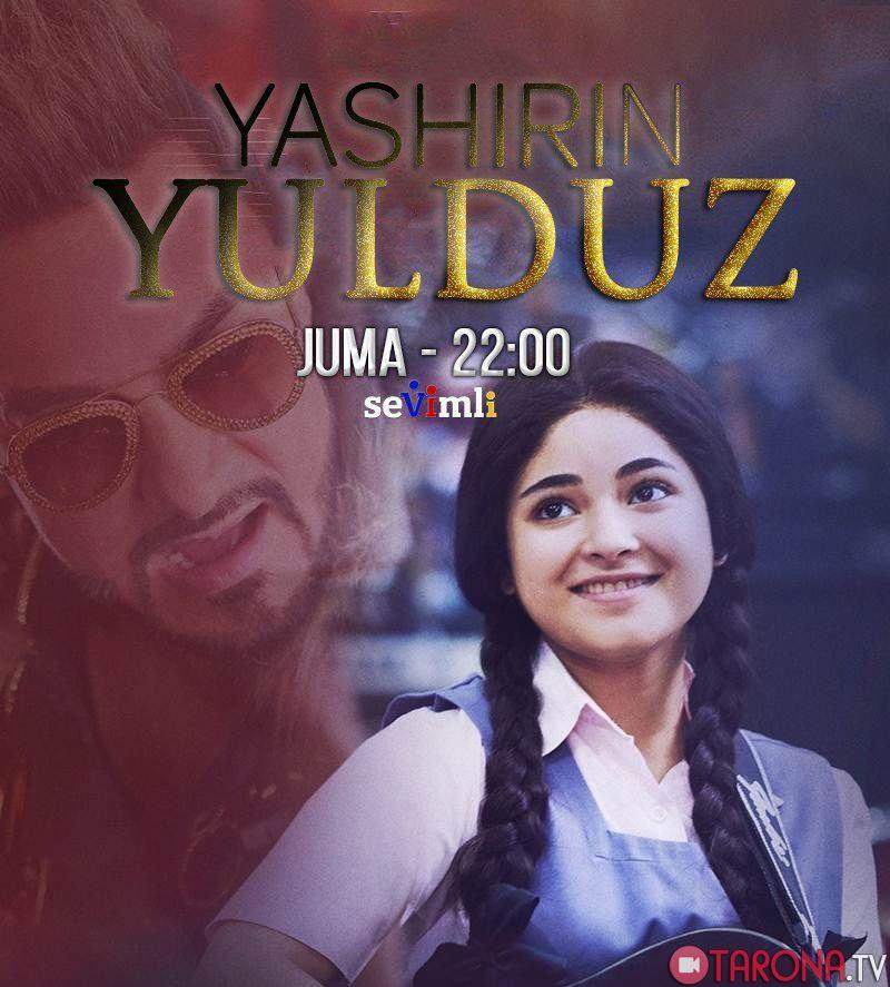 Yashirin yulduz (Hind kino, Uzbek tilida) HD 2017