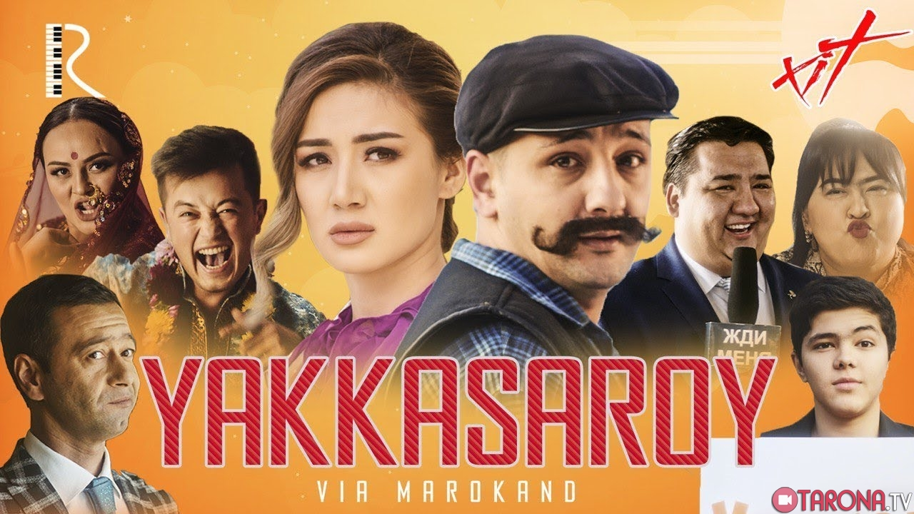 VIA Marokand - Yakkasaroy (Video Clip) 2019 HD