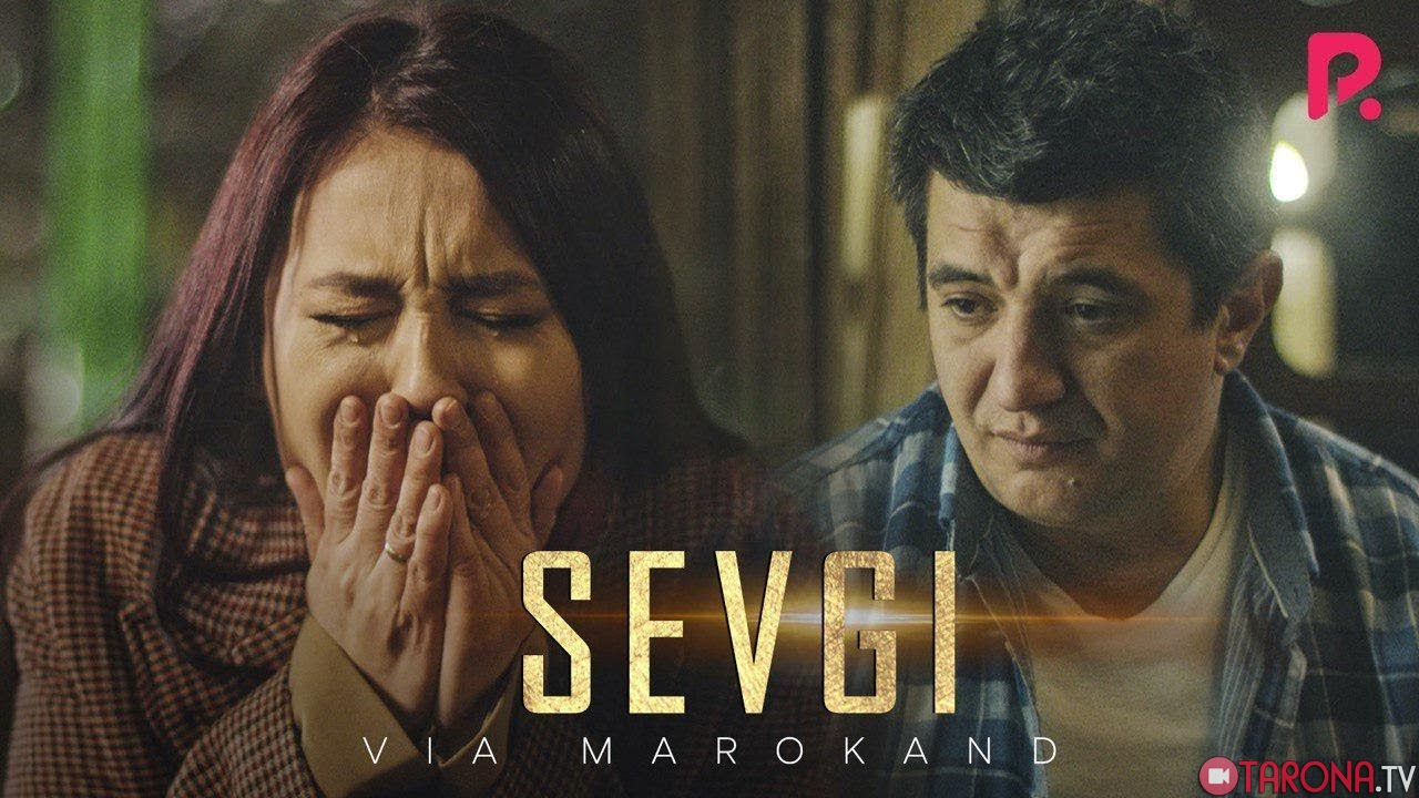 VIA Marokand - Sevgi (Video Clip)
